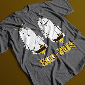 Halloween Boo-Bees Halloween Adult's T-Shirt boo-bees