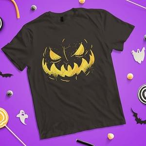 Halloween Kids Halloween Pumpkin Kid's T-Shirt halloween