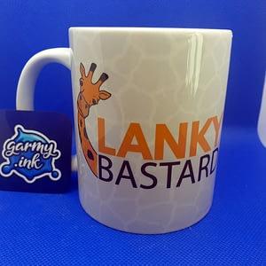 Offensive Mugs Personalised Lanky Bastard Mug bastard