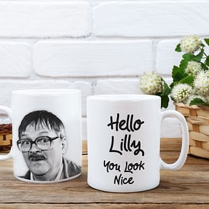 "Personalised Jim ""You Look Nice"" Friday Night Dinner Personalised Mug friday night dinner"