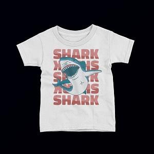 Animals & Nature Shark Shark Kid's T-Shirt shark
