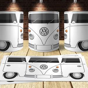 Hobbies Mugs VW Camper Van Mug volkswagen