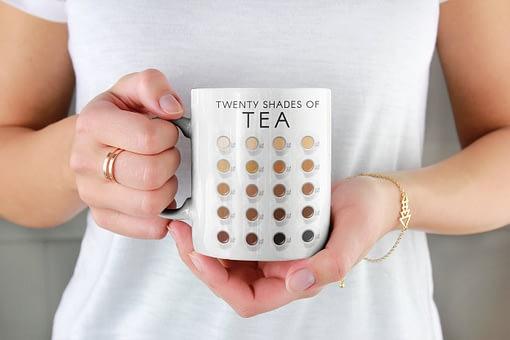 Food & Drink Mugs Twenty Shades of Tea Mug epic