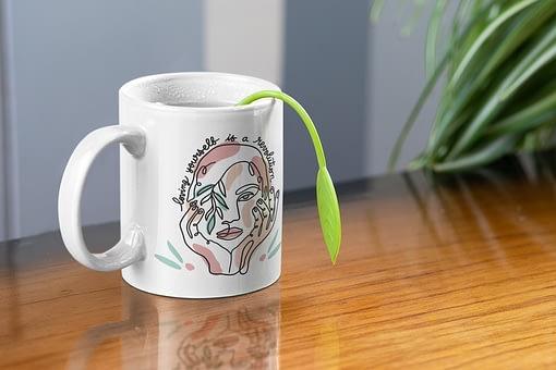 Motivational Mugs Loving Yourself is a Revolution Mug love yourself