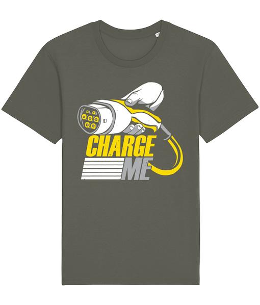 Car & Bike Charge Me | Electric Vehicle Adult's T-Shirt car